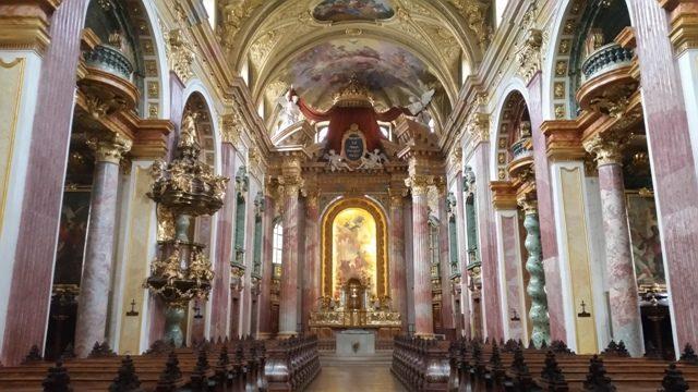 Überblicksführung Wien Jesuitenkirche