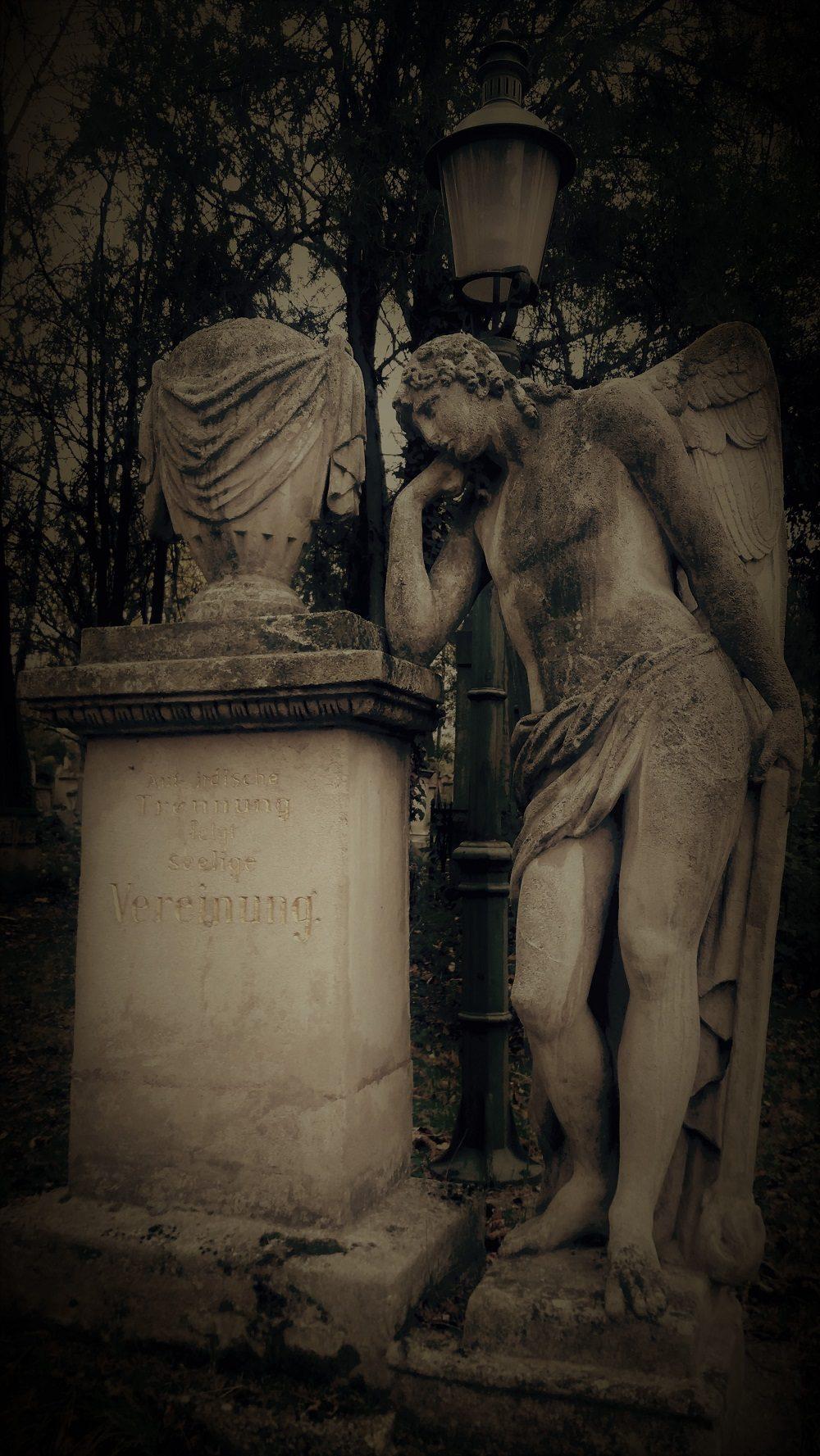 Nachtführung am Friedhof zu St. Marx