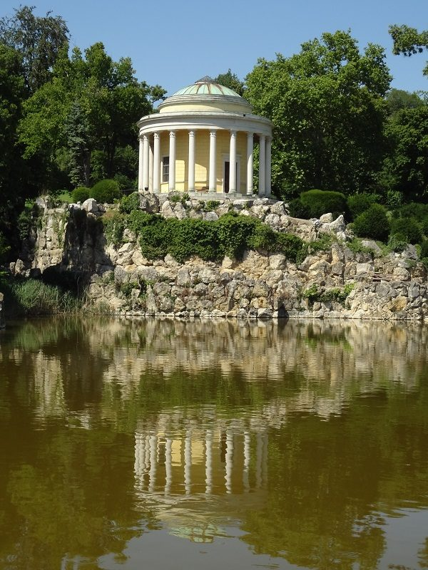 Besichtigung von Eisenstadt Schlosspark