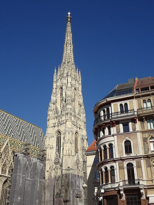 Wiener Stephansdom - historische Stadtführung Wiener Altstadt