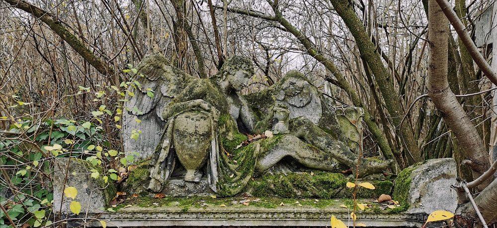 Wien Friedhof zu St. Marx