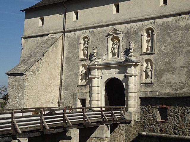 Burg Forchtenstein Burgenland