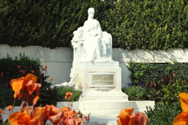 Denkmal Kaiserin Elisabeth Wien Volksgarten