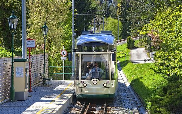 Linz Pöstlingbergbahn