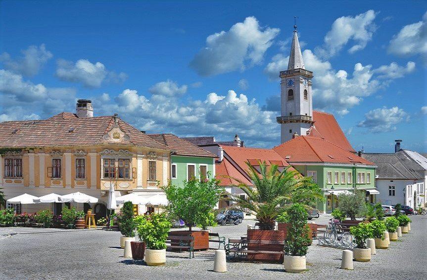 Ausflugsziel Burgenland Rust
