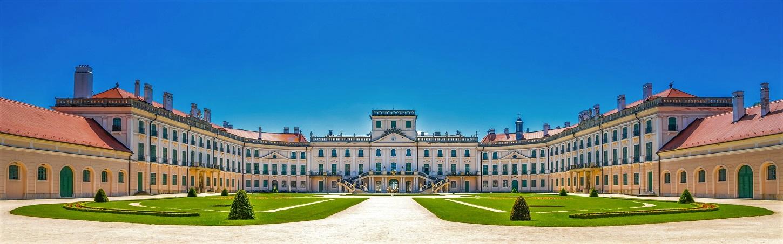 Esterhazy Schloss Fertöd