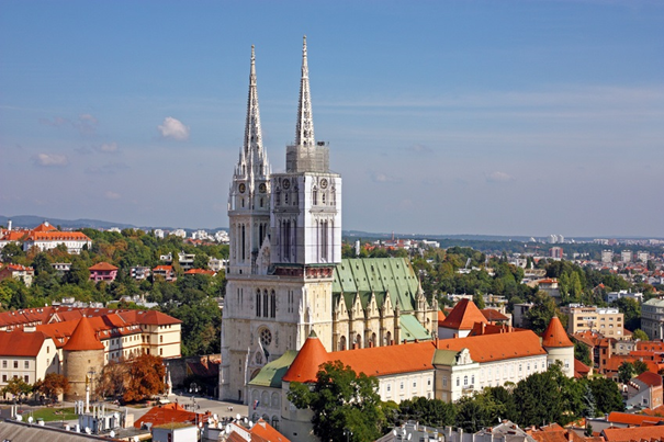 Zagreb Stadtführung Kathedrale